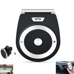 Bluetooth Car Speaker Handsfree Car Visor Speakerphone Bluet
