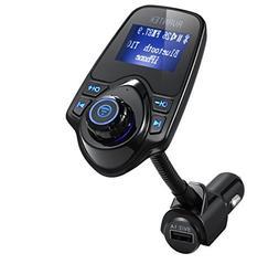 AVANTEK Bluetooth FM Transmitter, In-Car Universal Wireless