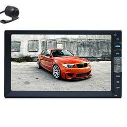 EinCar BR251NNN Linux Bluetooth Car Stereo MP5 Player HD 7''