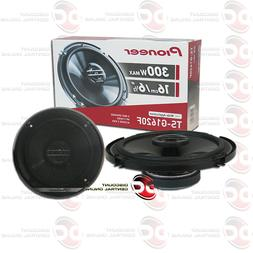BRAND NEW PIONEER 6.5-INCH 2-WAY CAR AUDIO COAXIAL SPEAKERS