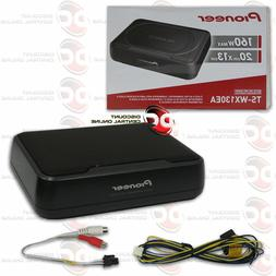 """NEW PIONEER 8"""" CAR UNDER SEAT COMPACT POWERED SUBWOOFER 160"""