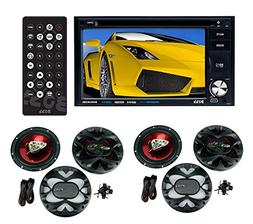"BOSS BV9362BI 6.2"" Bluetooth Touchscreen DVD/CD Car Player +"