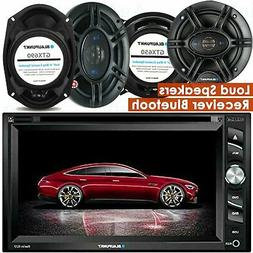 car audio 2din 6 2 dvd bluetooth