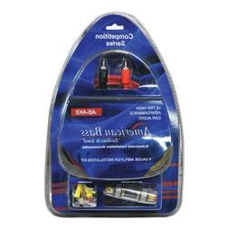 Car Amp Wiring Kit, 8 Gauge Amplifier Audio Installation Car