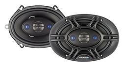 "BRAND NEW BLAUPUNKT 5""x 7"" 4-WAY CAR AUDIO COAXIAL SPEAKERS"