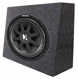 "New Kicker Car Audio 12"" Loaded Custom Truck Sub Box Enclosu"