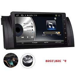 Car Audio Stereo Radio for BMW 5 Series 2000-2006 Car GPS Na