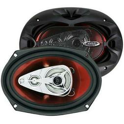 Car Coaxial Speakers System Full Range Easy Mounting Vehicle