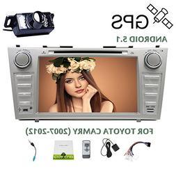 Eincar Car DVD GPS RADIO Player Andriod 5.1 OS for TOYOTA CA