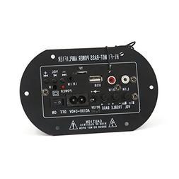 uxcell Car 12V/24V MP3 Decoder Audio Power Amplifier Board F