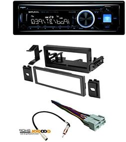 CAR Stereo Dash Install MOUNTING KIT + Wire Harness + Radio