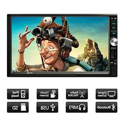 Car stereo with bluetooth 7inch Touch Screen Car Stereo MP5