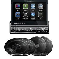 "Soundstream Car Stereo / Pioneer TS-G6930F TS-G1620F 6x9"" 6."