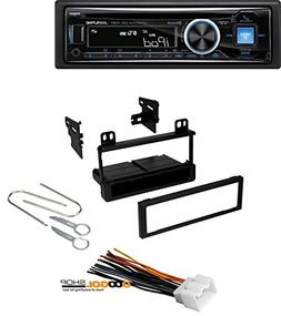 Car Stereo Radio Kit Dash Installation Mounting Kit Wiring H