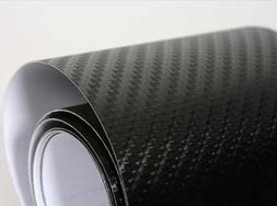 "Gotobuy - 25""x 60"" 3D Flexible Carbon Fiber Black Car Vinyl"