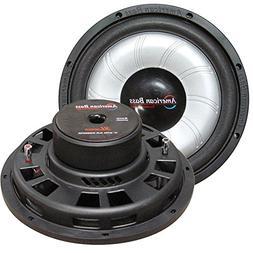 Car Woofer Speaker, 10 Inch Slim Mount 500w 4 Ohm Svc Subwoo