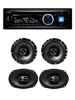 Alpine CDE-143BT Advanced Bluetooth CD Receiver with Alpine