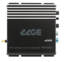BOSS Audio CE200M Chaos Epic 200 Watt, Monoblock, 4 Ohm Stab