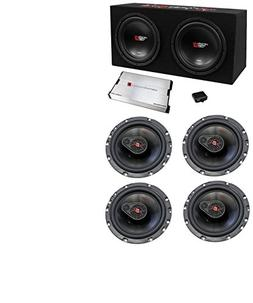 "CERWIN Vega BKX7212S 3000W CAR 12"" SUBWOOFERS Speakers + Box"