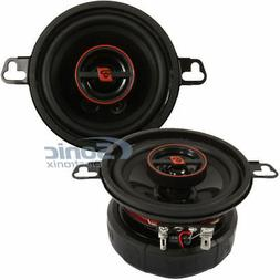 "Cerwin Vega H735 Hed 3.5"" 2-Way Coaxial Speaker Set 250W Max"