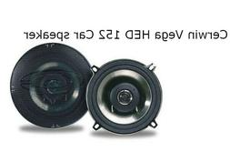 "5.25""CERWIN-VEGA Car Speakers HED-152, 5-1/4, 5.25 2-Way Coa"