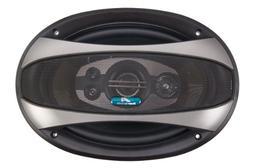 "Power Acoustik CF-694 6""x9"" 380W 4-Way Crypt Series Car Audi"