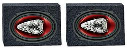 BOSS Audio CH6940 Car Speakers - 500 Watts Of Power Per Pair