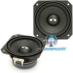 "CL-4 - CDT Audio Classic 4"" 50W RMS Mid-Bass Woofers"