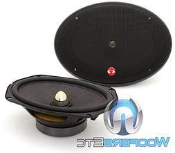 """CL-69S Slim - CDT Audio 6"""" x 9"""" 180W RMS Carbon Fiber Subwoo"""