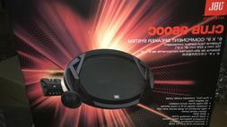 """JBL CLUB 9630 6"""" x 9"""" CAR AUDIO 3-WAY COAX COAXIAL SPEAKERS"""