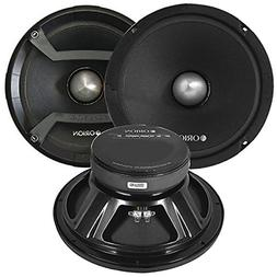"ORION CM65 - 6 1/2"" Speakers Midrange Pair W/ Grills Orion C"