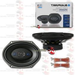 Blaupunkt 6 x 8-Inch 300W 4-Way Coaxial Car Audio Speaker, S