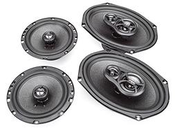 coaxial car speakers system