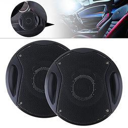 2pcs 4 Inch 250W Coaxial Car Speakers Vehicle Door Auto Audi