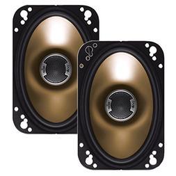 "Polk Audio 4X6"" Coaxial Speaker 240W Max"