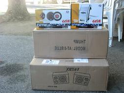 Combo-Car Amplifier / Car Speakers / Car Subwoofer / Car Ste