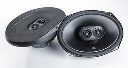"""JBL Concert Series 9631 6"""" x 9"""" 3-Way Speakers w/Grilles"""