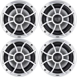 "Wet Sounds XS-650 Series 6.5"" Silver Cone Marine Coaxial Spe"