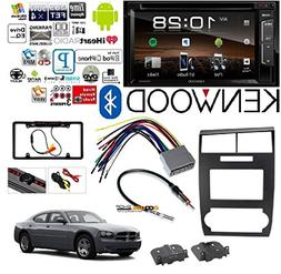 Scosche CR1295DDB Double DIN Dash Kit for 2005-2007 Dodge Ma