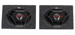 "New JVC CS-DR6930 6""X9"" 3-Way 1000 Watt Car Stereo Speakers"