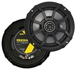 "Kicker CS Series 6.5"" 2-Way 300 Watts Car Speakers - Pair -"