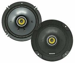 Kicker CS Series CSC65 6.5 Inch Car Audio Speaker with Woofe