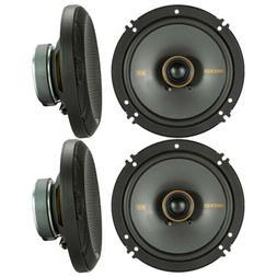 Kicker CS speaker package - Two pairs of Kicker CS Series 6-