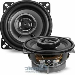 Crunch CS4CX Full Range Coaxial Car Speaker, 4-Inch