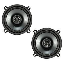 "Kicker CSC5 5.25"" 225W 2 Way 4 Ohm Coaxial Car Audio Speaker"