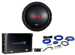 "Boss Audio CXX124DVC 12"" 1200 Watt Car Subwoofer Sub+Mono Am"