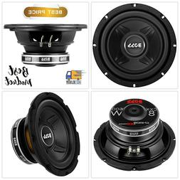 BOSS Audio CXX8 Car Subwoofer - 600 Watts Maximum Power, 8 I