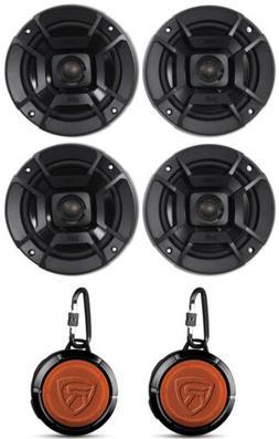 "Polk Audio DB522 5.25"" 600w Car Audio Marine/ATV/Motorcycle"