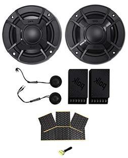 """Polk Audio DB5252 5.25"""" 600w Component Car/Marine//Motorcycl"""