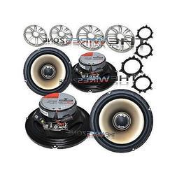 "Polk Audio DB651 6.5"" Car/Marine/Boat 360 Watts Coaxial Spea"
